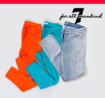 7 For All Mankind -  50% OFF